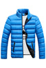 Standing Collar Winter Jacket
