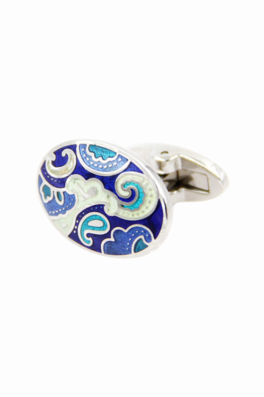 Lucky Clouds Men's Cufflinks