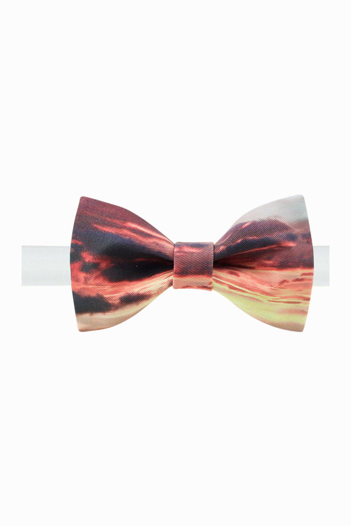 Sunset Bow Tie