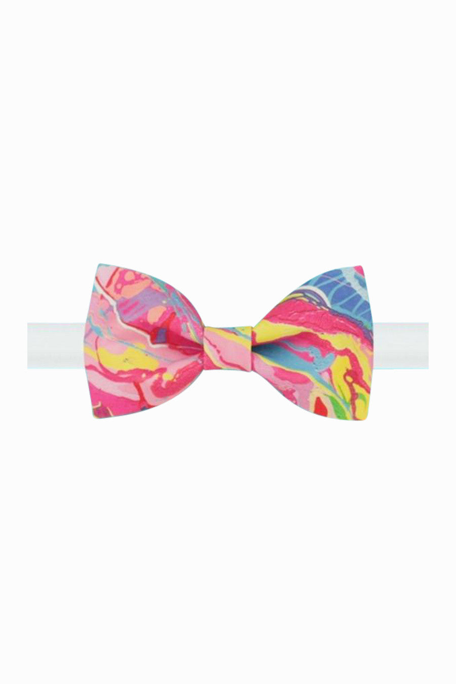 Fashion Pattern Bow Tie