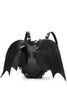 Bat Gothic Black Backpack
