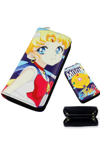 JK Sailor Moon 💞 Clutch Wallet