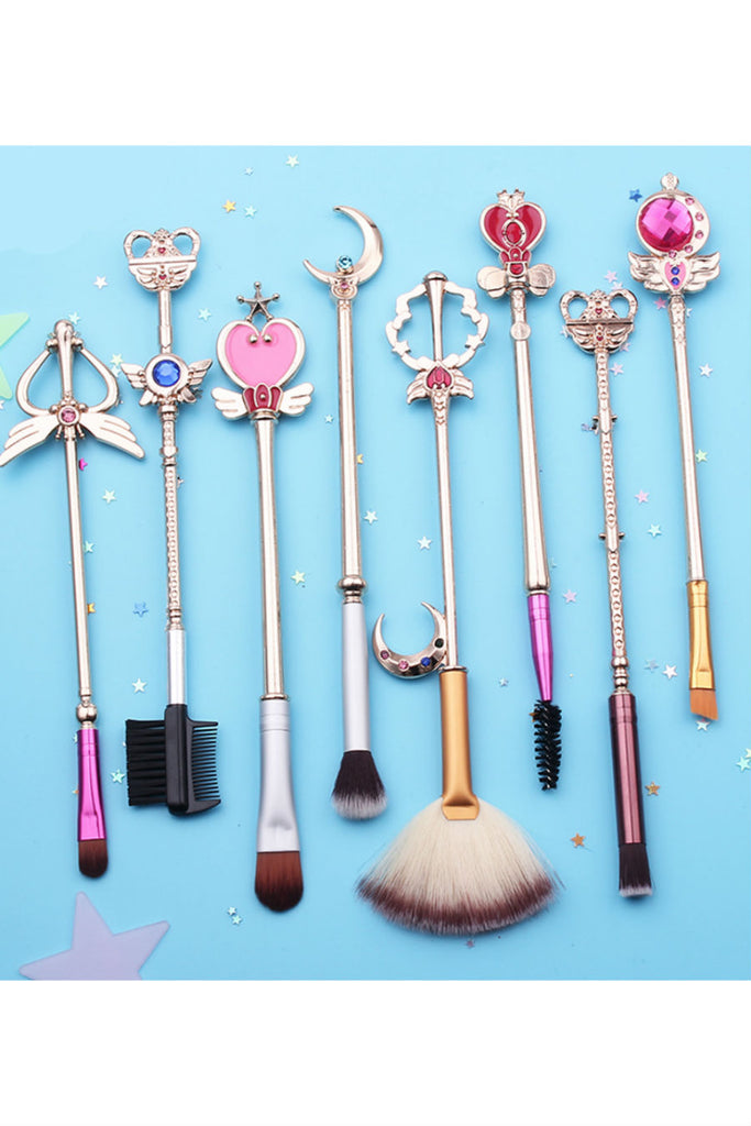 Sailor Moon Makeup Brush Set