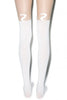 White Sailor Moon Luna Tights