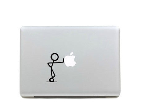 Macbook Little Hercules Decal Sticker. Art Decals By Moooh!!