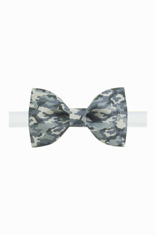 Camouflage Bow Tie