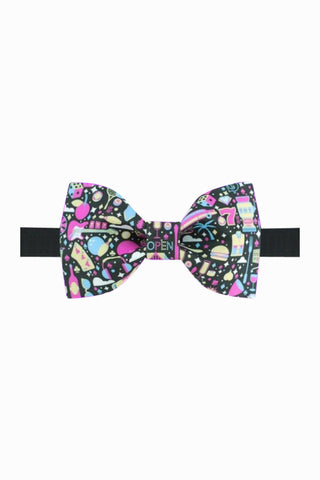 Colorful World Bow Tie