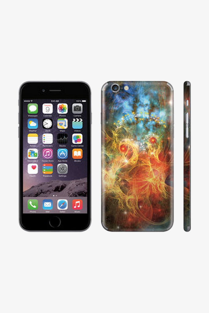 Iphone Mysterious Universe Decal Sticker. Art Decals By Moooh!!