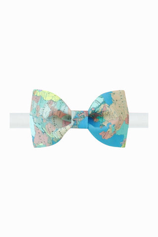 The Map Bow Tie