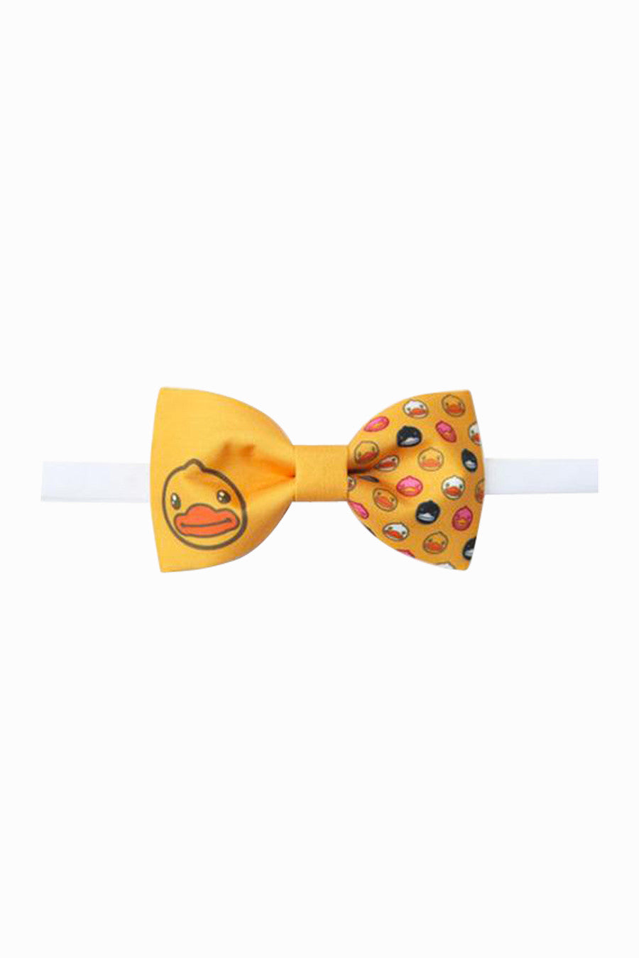 Funny Yellow Duck Bow Tie