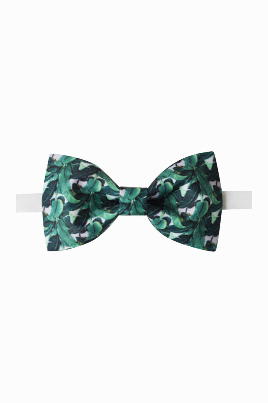 Jungle Bow Tie