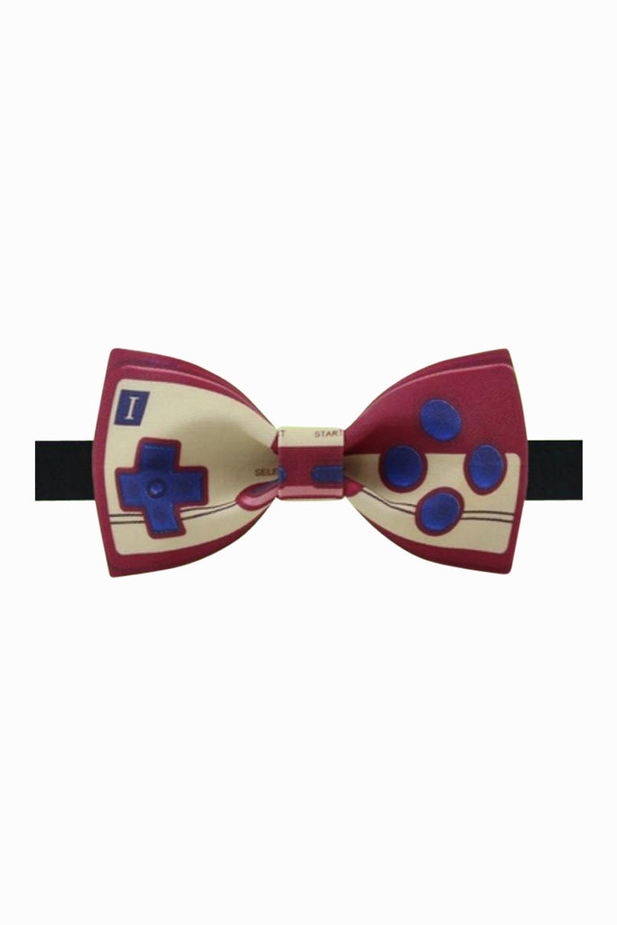 Game Remote Control Bow Tie
