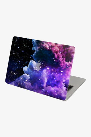 Macbook Beautiful Nebula Skin Decal Sticker. Art Decals By Moooh!!