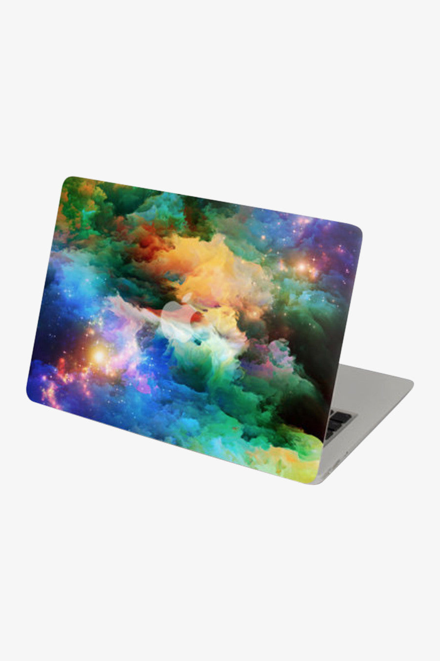 Macbook Colorful Nebula Skin Decal Sticker. Art Decals By Moooh!!