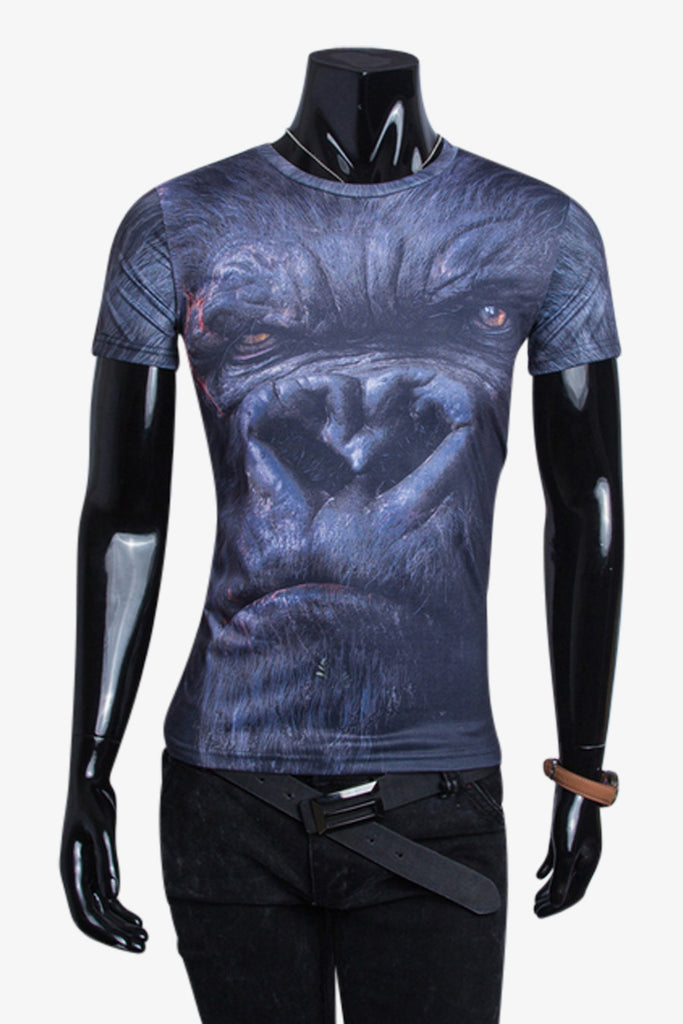 Big Gorilla Looking At You Tee