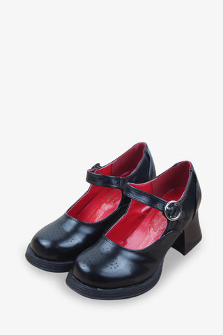 JK College Platform Shoes