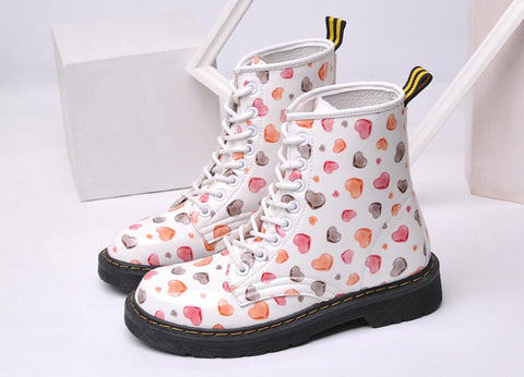 Sweet Heart Prints Boots