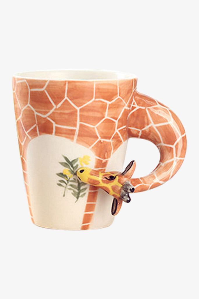Hungry Giraffe Latte Mug