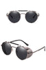 Vintage Metal Round Sunglasses