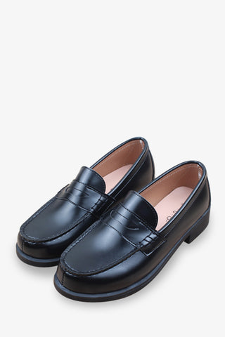 Classic Loafers In Black