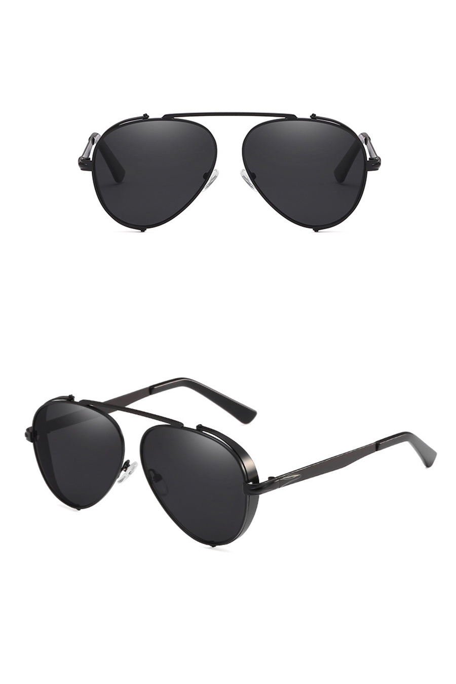 Metal Toad Unisex Sunglasses