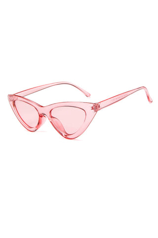 Cat-Eyes Retro Frame Sunglasses