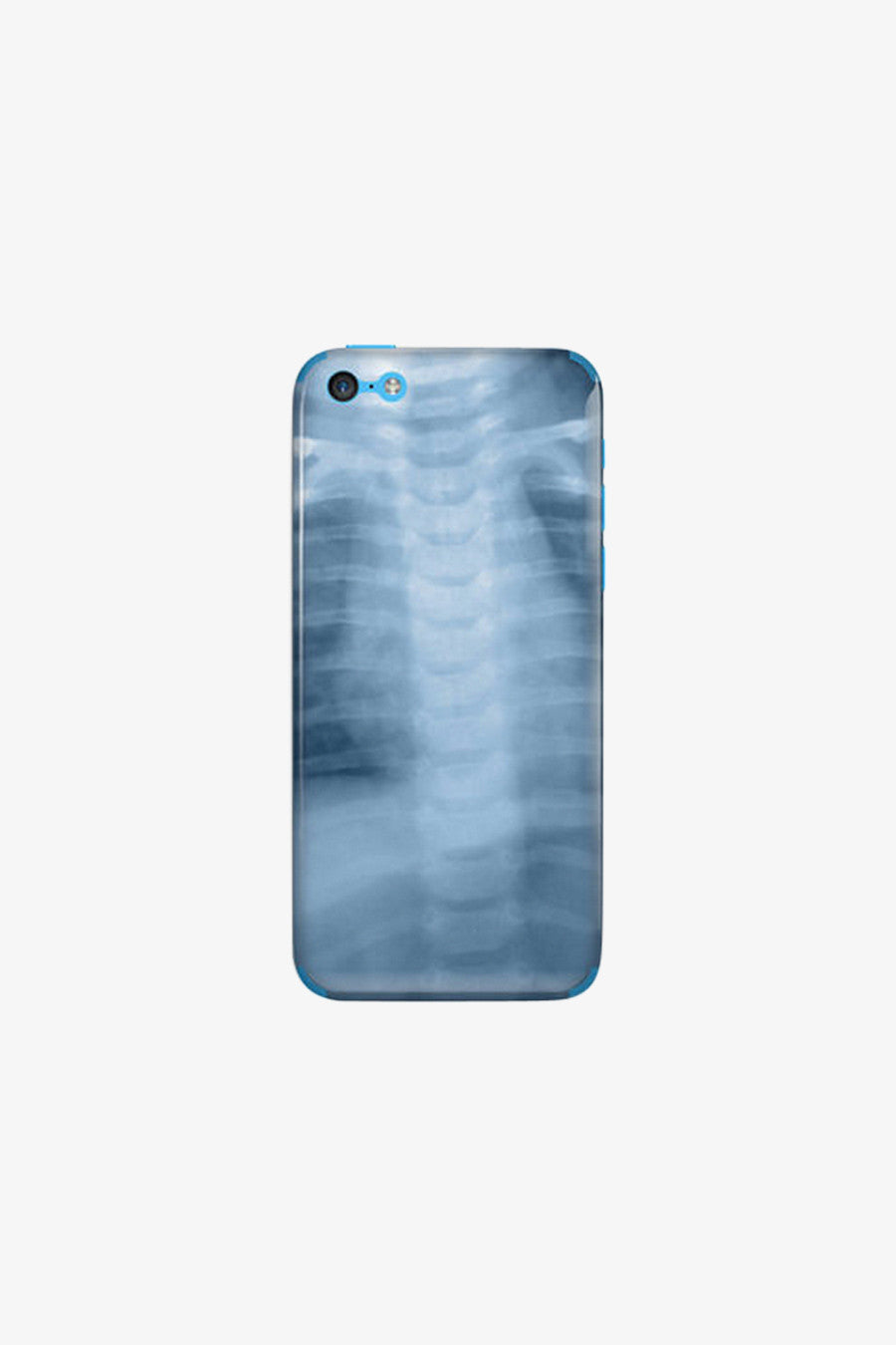 Iphone X-ray Vertebration Vinyl Decal Sticker. Art Decals By Moooh!!