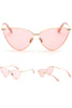 Cat-eye Retro Sunglasses