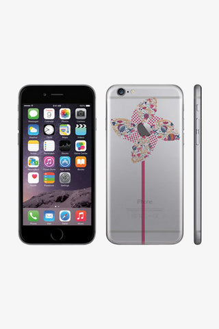 Iphone Creative Pinwheel Vinyl Decal Sticker. Art Decals By Moooh!!