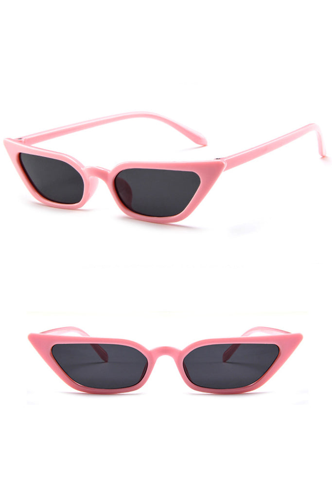 Stylish Cat Eye Frame Sunglasses