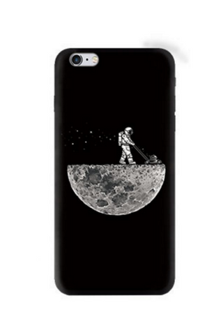 Astronaut Relief Iphone Case