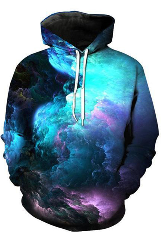 Galaxy 3D Hooded Sweater