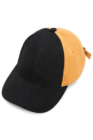 Black Camel Color Baseball Cap