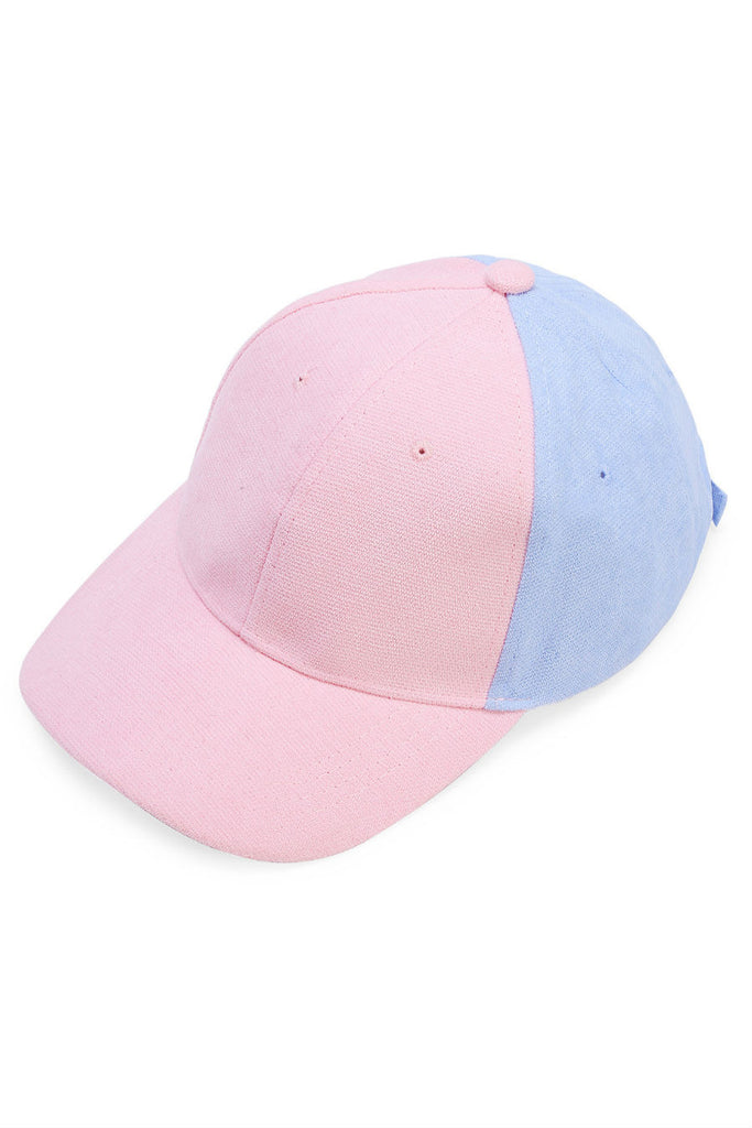Pastel Color Baseball Cap