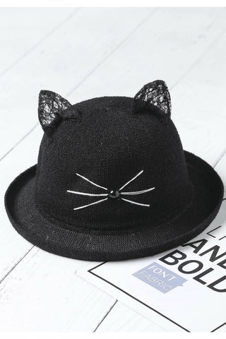 Cute Cat Ear Hat