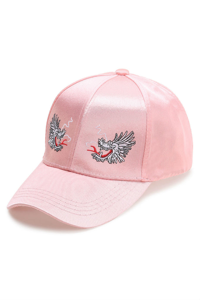 Dragon Embroidery Baseball Hat
