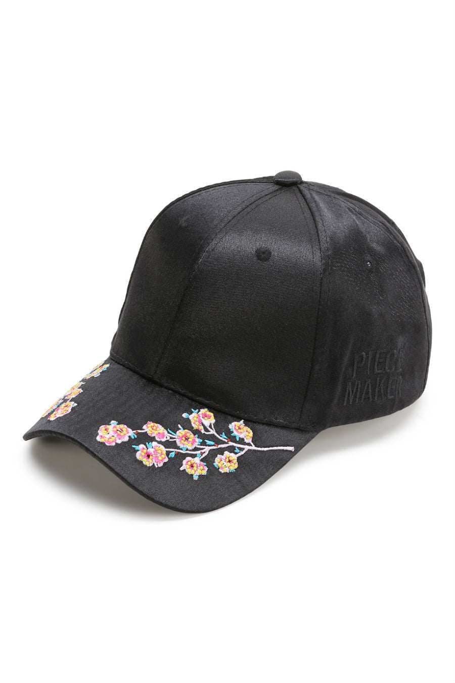 Plum Blossom Embroidery Hat