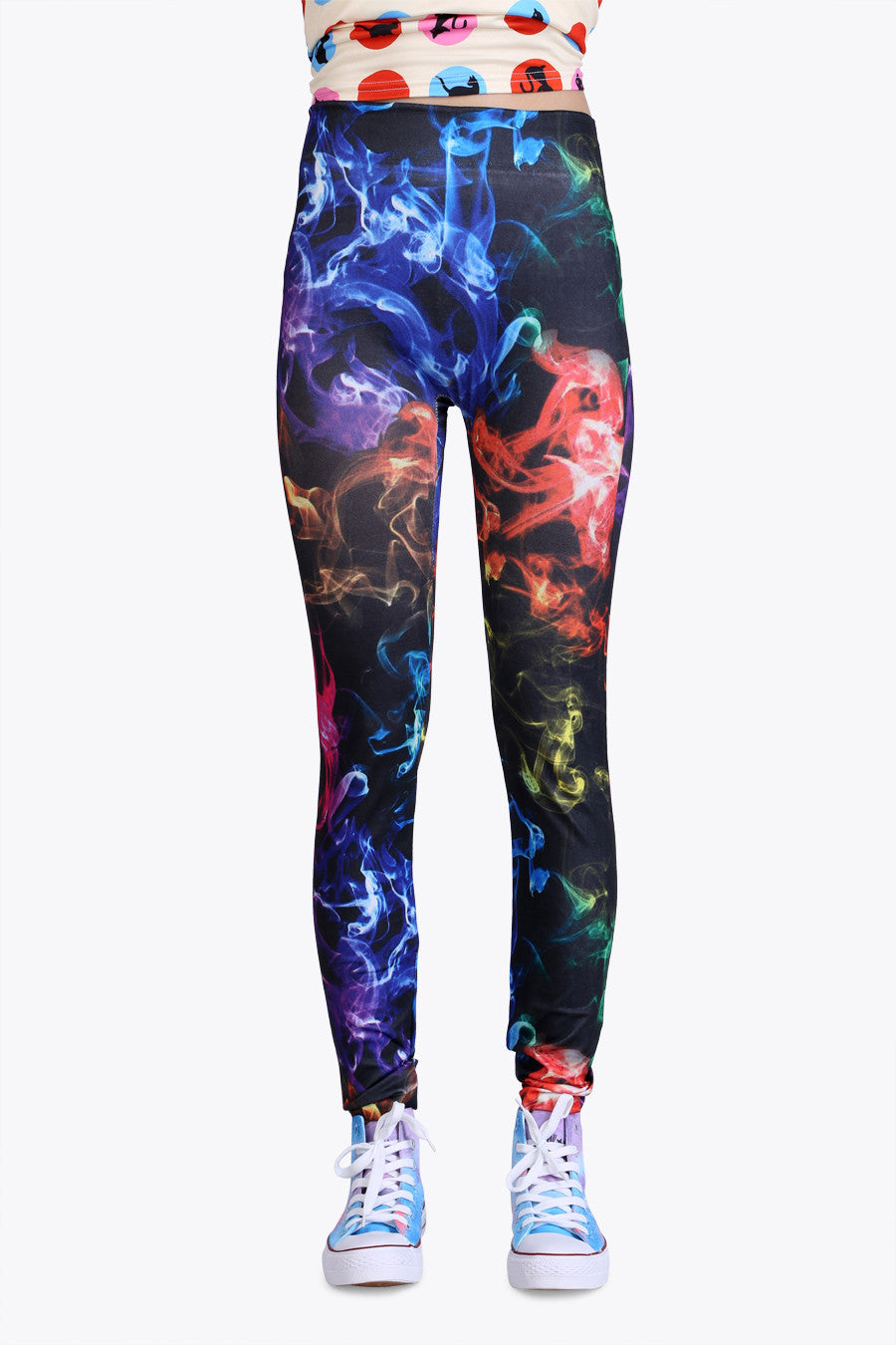 Psycho Flames Leggings