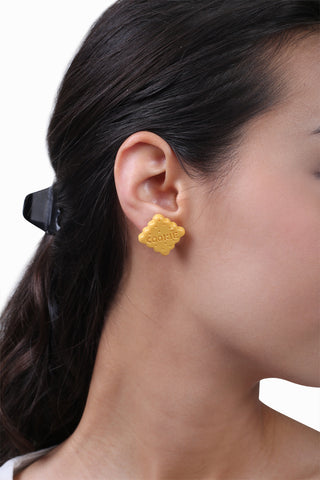 Cookie Cutout Earrings