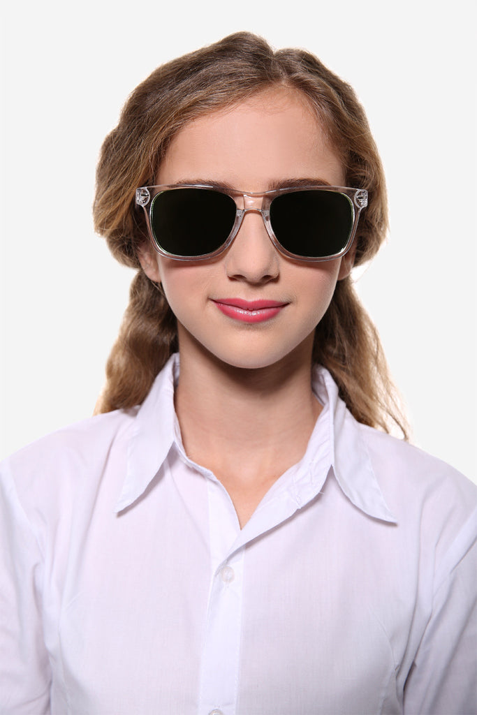 Retro Brown Sunglasses