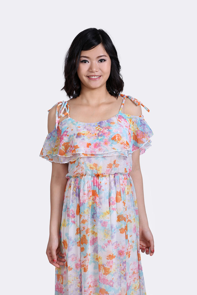 Cheery Summertime Dress