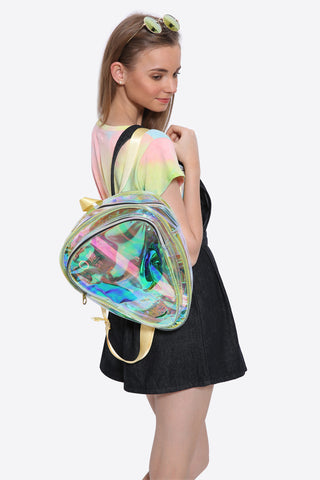 Alien Rainbow Backpack