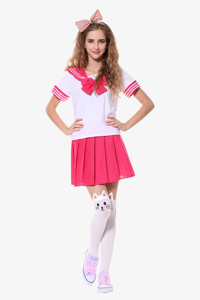 JK School Fuchsia Uniform