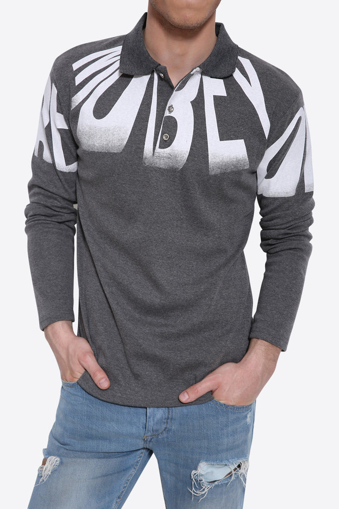 Men's Fashion Printed Sweatshirt