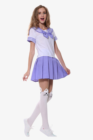 Lilac Seifuku School Uniform