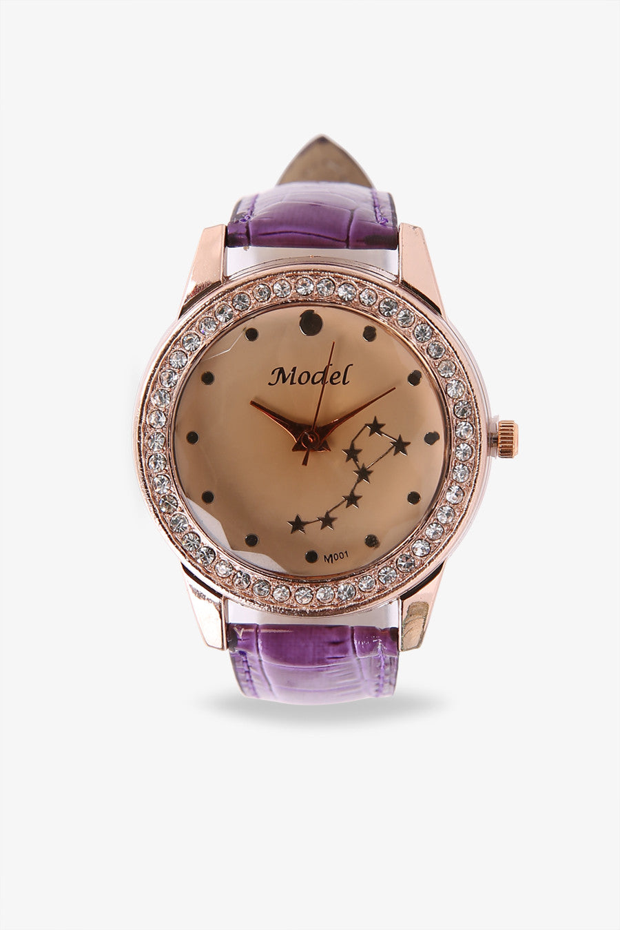 Purple Star Watch
