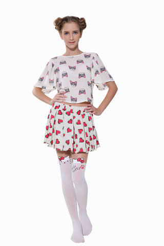 Pretty Cute Hello Kitty Tights