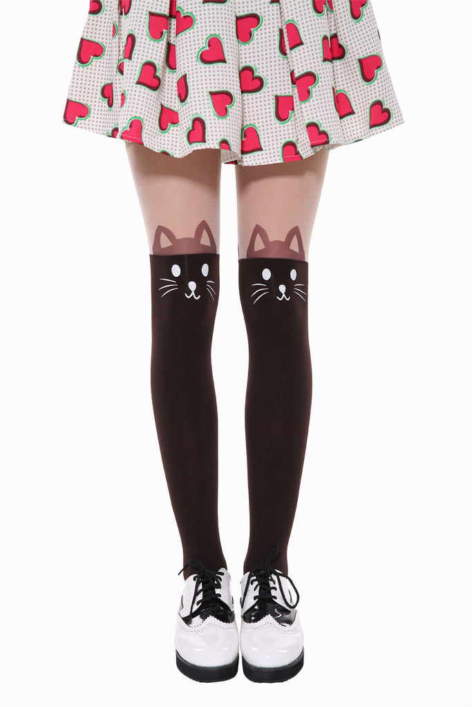 Little Kitty Tights