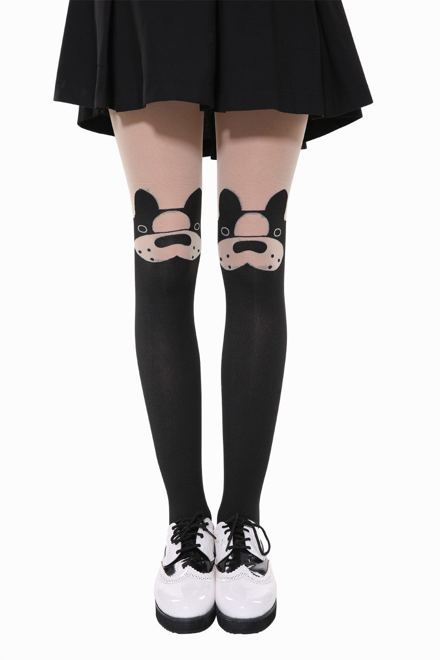 Cute Puppy Tights