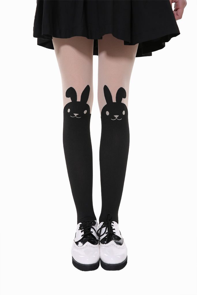 Cute Rabbit Tights
